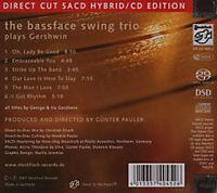 Plays Gershwin (Mehrkanal) - Produktdetailbild 1