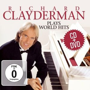 Plays World Hits.2cd+Dvd, Richard Clayderman