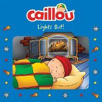 Playtime: Caillou, Lights Out!