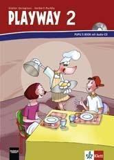 Playway ab Klasse 1, Ausgabe HH, NW, RP, BW, BE, BB ab 2008: 2. Schuljahr, Pupil's Book m. Audio-CD