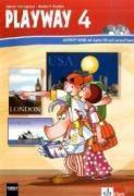 Playway ab Klasse 3: 4. Schuljahr, Activity Book m. Audio-CD u. CD-ROM