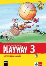 Playway ab Klasse 3 (Ausgabe 2013): 3. Schuljahr, Activity Book m. Audio-CD