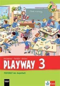 Playway. Für den Beginn ab Klasse 3 / Posterset 3. Schuljahr