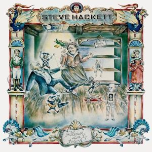 Please Don't Touch - Standard Version, Steve Hackett