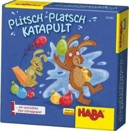 Plitsch-Platsch-Katapult (Spiel), Christine Faust