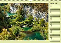 Plitvicer Seen - Europas erster Nationalpark (Wandkalender 2019 DIN A3 quer) - Produktdetailbild 1