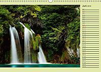 Plitvicer Seen - Europas erster Nationalpark (Wandkalender 2019 DIN A3 quer) - Produktdetailbild 6