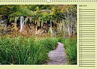 Plitvicer Seen - Europas erster Nationalpark (Wandkalender 2019 DIN A3 quer) - Produktdetailbild 7