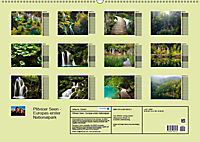 Plitvicer Seen - Europas erster Nationalpark (Wandkalender 2019 DIN A2 quer) - Produktdetailbild 13