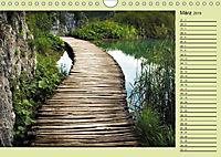 Plitvicer Seen - Europas erster Nationalpark (Wandkalender 2019 DIN A4 quer) - Produktdetailbild 3