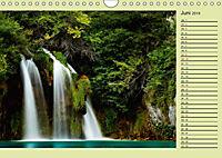 Plitvicer Seen - Europas erster Nationalpark (Wandkalender 2019 DIN A4 quer) - Produktdetailbild 6