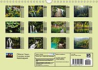 Plitvicer Seen - Europas erster Nationalpark (Wandkalender 2019 DIN A4 quer) - Produktdetailbild 13
