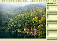 Plitvicer Seen - Europas erster Nationalpark (Wandkalender 2019 DIN A4 quer) - Produktdetailbild 12