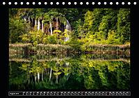 Plitvicer Seen - Europas erster Nationalpark (Tischkalender 2019 DIN A5 quer) - Produktdetailbild 8