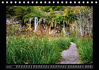 Plitvicer Seen - Europas erster Nationalpark (Tischkalender 2019 DIN A5 quer) - Produktdetailbild 7