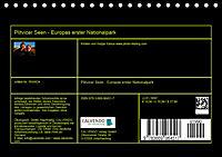 Plitvicer Seen - Europas erster Nationalpark (Tischkalender 2019 DIN A5 quer) - Produktdetailbild 13