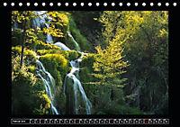 Plitvicer Seen - Europas erster Nationalpark (Tischkalender 2019 DIN A5 quer) - Produktdetailbild 2