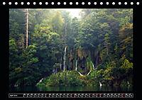 Plitvicer Seen - Europas erster Nationalpark (Tischkalender 2019 DIN A5 quer) - Produktdetailbild 4