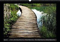 Plitvicer Seen - Europas erster Nationalpark (Wandkalender 2019 DIN A3 quer) - Produktdetailbild 3