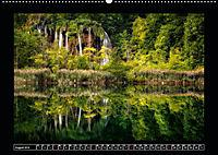 Plitvicer Seen - Europas erster Nationalpark (Wandkalender 2019 DIN A2 quer) - Produktdetailbild 8