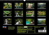 Plitvicer Seen - Europas erster Nationalpark (Wandkalender 2019 DIN A3 quer) - Produktdetailbild 13