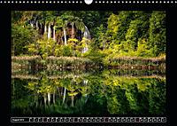 Plitvicer Seen - Europas erster Nationalpark (Wandkalender 2019 DIN A3 quer) - Produktdetailbild 8