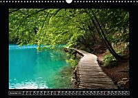 Plitvicer Seen - Europas erster Nationalpark (Wandkalender 2019 DIN A3 quer) - Produktdetailbild 11