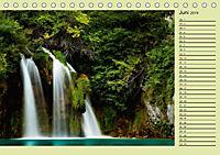 Plitvicer Seen - Europas erster Nationalpark (Tischkalender 2019 DIN A5 quer) - Produktdetailbild 6