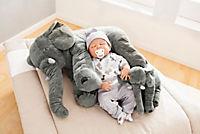 Plüsch Elefant, groß und klein - Produktdetailbild 2