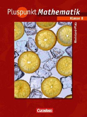 Pluspunkt Mathematik, Ausgabe Rheinland-Pfalz: Klasse 8, Schülerbuch