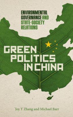 Pluto Press: Green Politics in China, Michael Barr, Joy Y Zhang