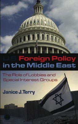 Pluto Press: US Foreign Policy in the Middle East, Janice J. Terry
