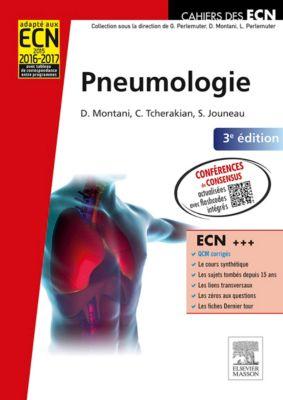 Pneumologie, Colas Tcherakian, David Montani, Stéphane Jouneau