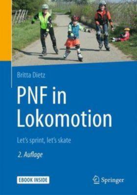 PNF in Lokomotion, Britta Dietz