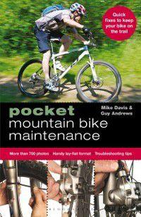 Pocket Mountain Bike Maintenance, Guy Andrews