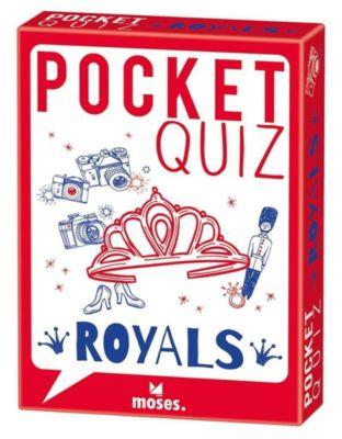 Pocket Quiz Royals (Spiel) - Elke Vogel |