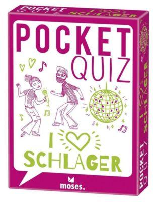 Pocket Quiz Schlager (Spiel) - Bastienne Hamann |
