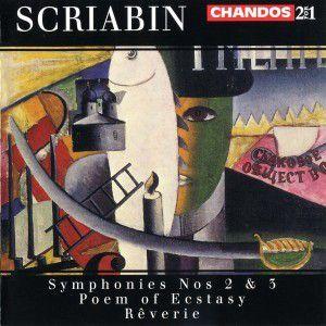Poem Of Ecstasy / Sinfonie Nr. 2 & 3, N. Järvi, Cso, Sno, Drso