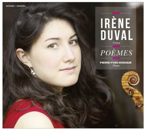 Poemes, Irene Duval, Pierre-Yves Hodique