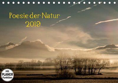 Poesie der Natur (Tischkalender 2019 DIN A5 quer), Kirsten Karius