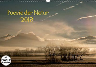 Poesie der Natur (Wandkalender 2019 DIN A3 quer), Kirsten Karius