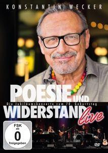 Poesie Und Widerstand Live-Die Jubiläumskonzerte, Konstantin Wecker