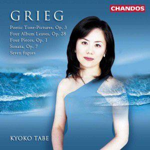 Poetic Tone-pictures Op.3, Kyoko Tabe