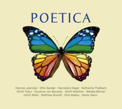 Poetica, 1 Audio-CD, Theodor Storm