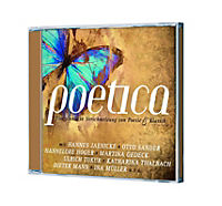Poetica, 1 Audio-CD - Produktdetailbild 1