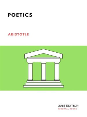 Poetics, Aristotle