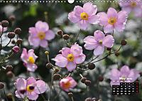 Poetry of Autumn Anemones (Wall Calendar 2019 DIN A3 Landscape) - Produktdetailbild 5