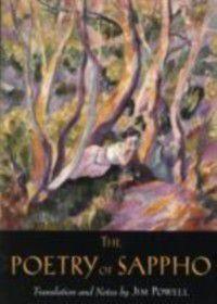 Poetry of Sappho, Jim Powell