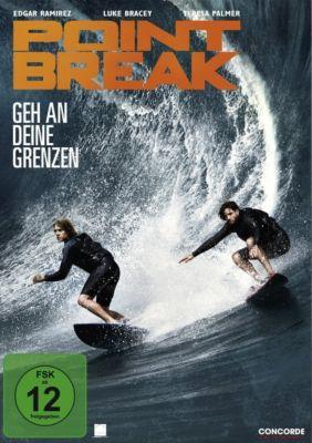 Point Break - Geh an deine Grenzen, Édgar Ramirez, Luke Bracey
