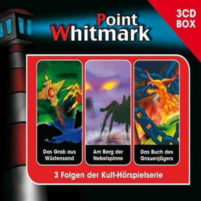 Point Whitmark - Hörspielbox, 3 Audio-CDs, Point Whitmark